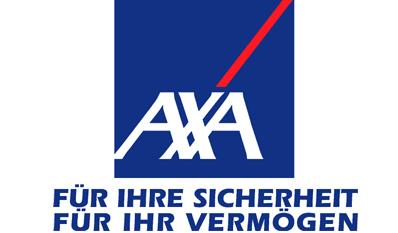 AXA Konzern Logo