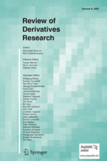 Review of Derivatives Research